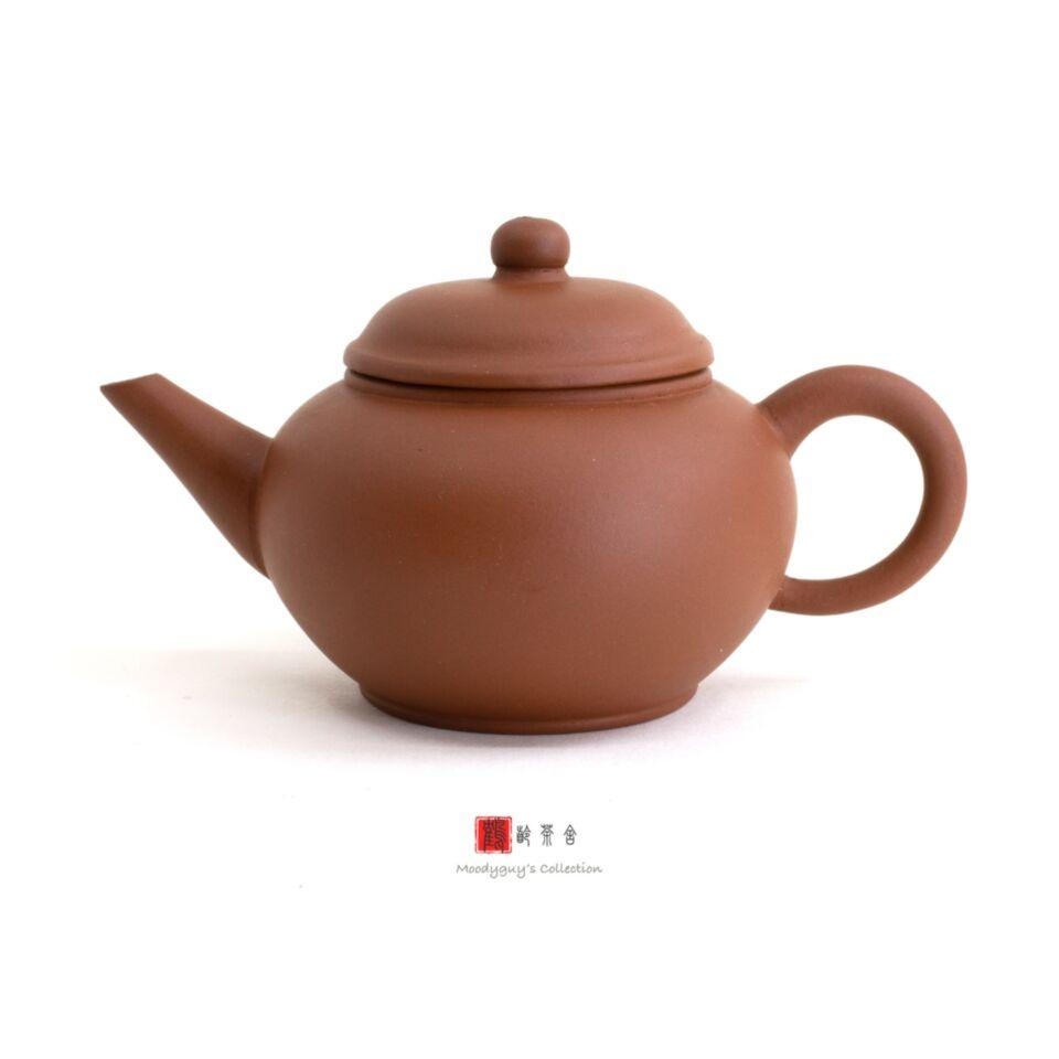F1, Factory #1, Yixing, zisha, teapot, Ning Gao Ni, shuiping, 80s, 4-cup