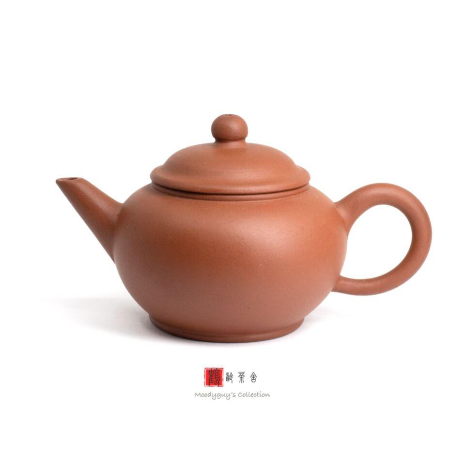 F1, Factory #1, Yixing teapot, Zisha, Ning Gao Ni, shui ping, Green label, 80s, 3-cup